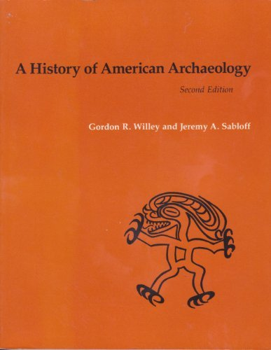 9780716711230: History of American Archaeology