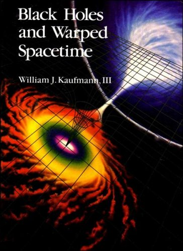 Black Holes and Warped Spacetime