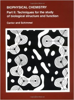 9780716711896: Biophysical Chemistry: Techniques for the Study of Biological Structure and Function