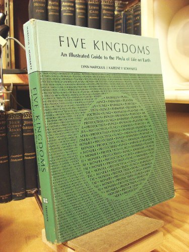 9780716712121: Five Kingdoms: Illustrated Guide to the Phyla of Life on Earth