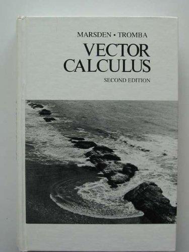 9780716712442: Vector Calculus