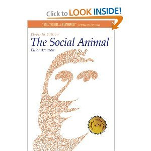 9780716712497: Social Animal: Study Gde.: Investigating the Social Animal