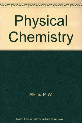9780716713814: Physical Chemistry