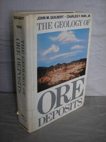 Geology of Ore Deposits: Charles Frederick Park,