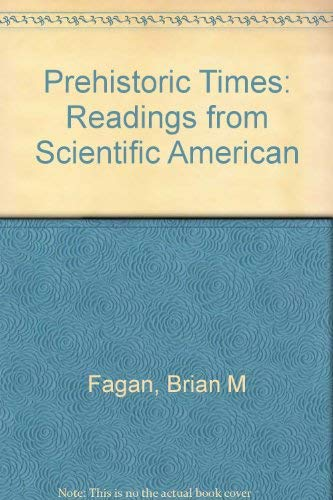 9780716714903: Prehistoric Times: Readings from