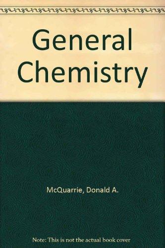 9780716714996: General Chemistry