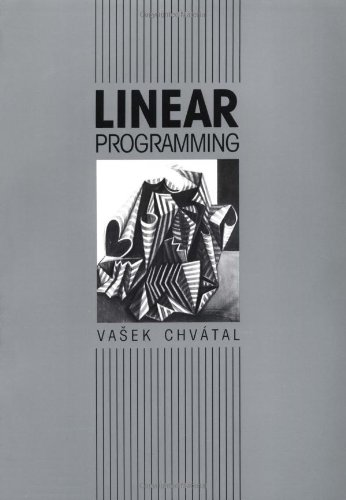 9780716715870: Linear Programming (Series of Books in the Mathematical Sciences)
