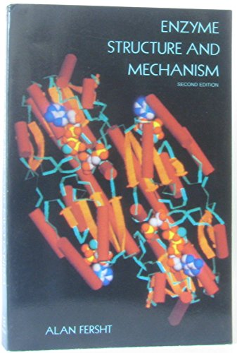 9780716716150: Enzyme structure and mechanism