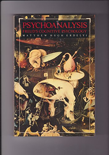 9780716716174: Psychoanalysis: Freud's Cognitive Psychology (A Series of books in psychology)