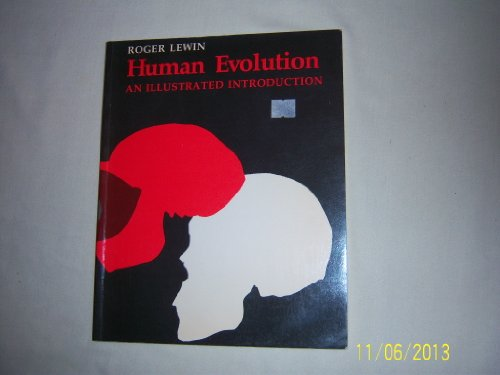 9780716716365: Human Evolution: An Illustrated Introduction