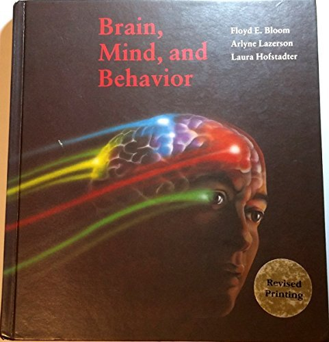 9780716716372: Brain, Mind and Behavior