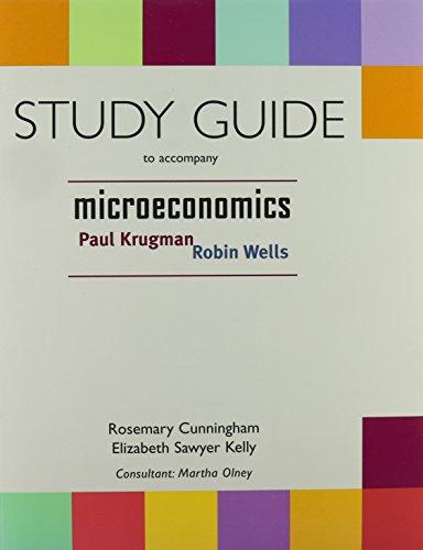 9780716716648: Microeconomics & Study Guide