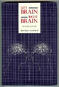 9780716716662: Left Brain, Right Brain: Revised Edition