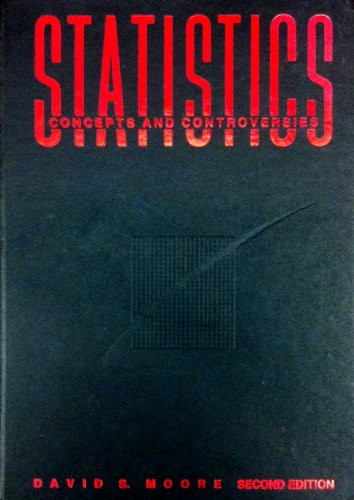 9780716716952: Statistics: Concepts and Controversies