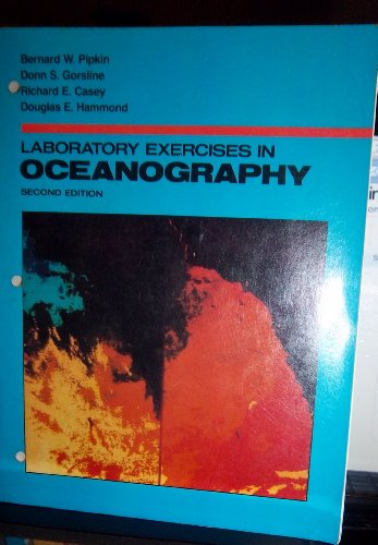 9780716718109: Laboratory Exercises in Oceanography