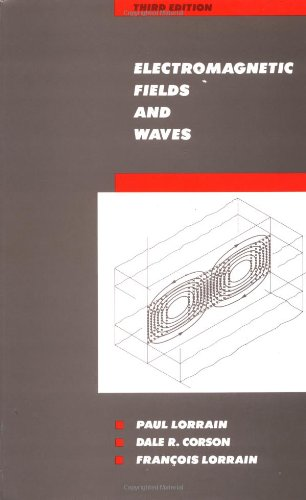 9780716718239: Electromagnetic Fields and Waves (Telecommunications)