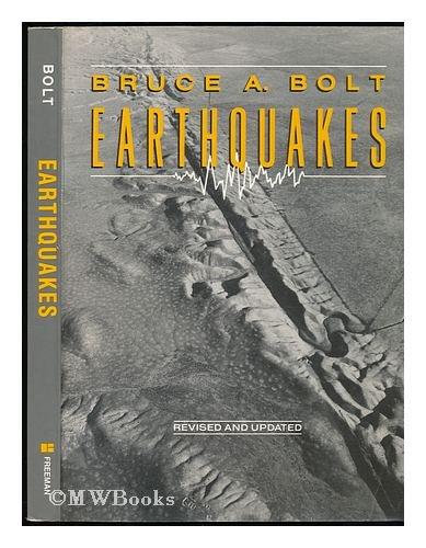 9780716718741: Earthquakes: A Primer