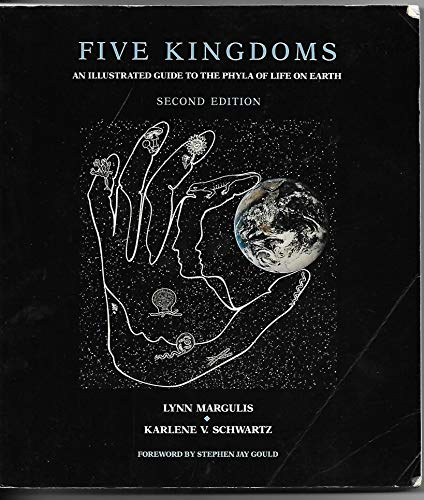 9780716719120: Five Kingdoms: Illustrated Guide to the Phyla of Life on Earth
