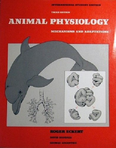 9780716719373: Animal Physiology: Mechanisms And Adaptations