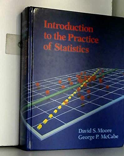 9780716719892: Introduction to the Practice of Statistics