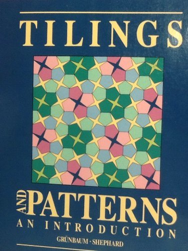 9780716719984: Tilings and Patterns: An Introduction (A Series of books in the mathematical sciences)