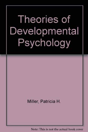 9780716720010: Theories of Dev Psych, 2/E: Midlife (Series of Books in Psychology)