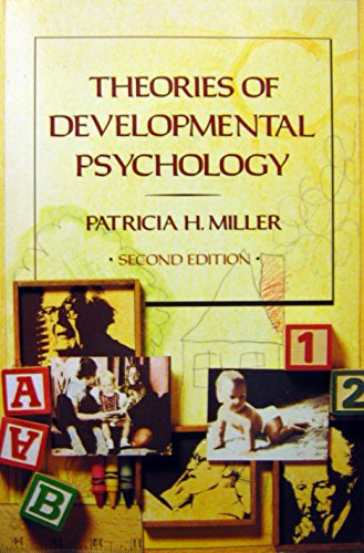 9780716720027: Theories of Developmental Psychology (A Series of books in psychology)