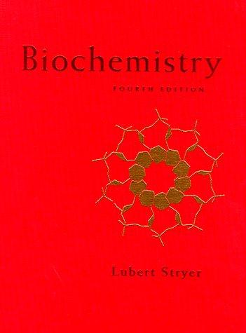 BIOCHEMISTRY (english fourth edition): STRYER, LUBERT