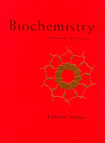 9780716720096: Biochemistry (4th edition)