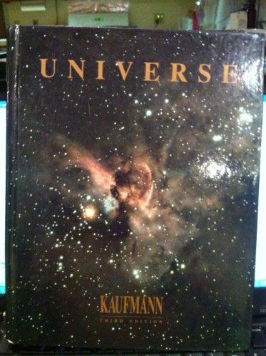 9780716720942: Kaufmann: Universe 3.Ed Kaufmann, Universe 3nd.Ed