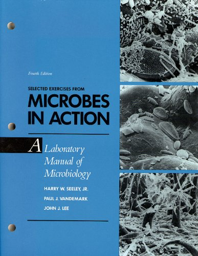 9780716721000: Microbes in Action: A Laboratory Manual of Microbiology