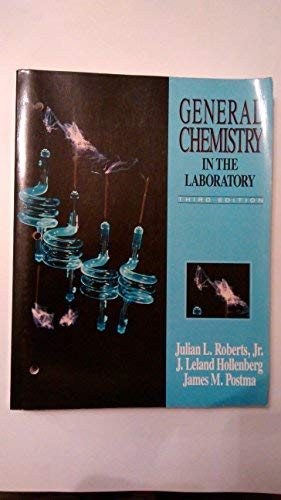 9780716721208: General Chemistry in the Laboratory