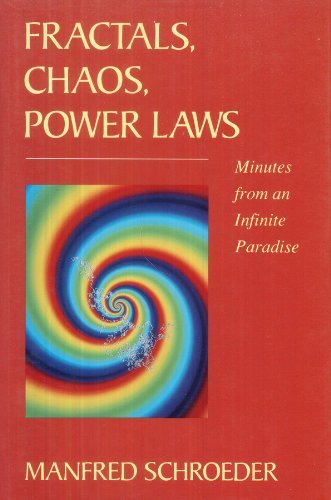 9780716721369: Fractals, Chaos, Power Laws: Minutes from an Infinite Paradise