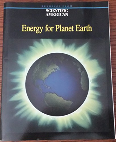9780716722359: Energy for Planet Earth