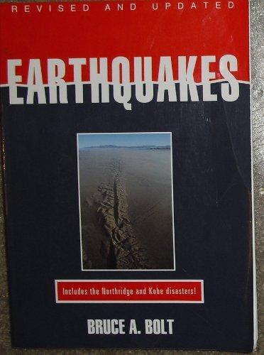 9780716722366: Earthquakes