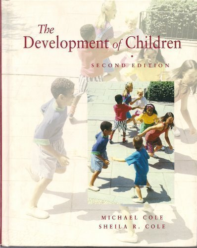 9780716722380: The Development of Children
