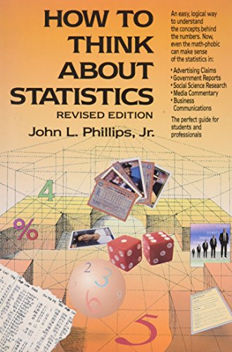 9780716722878: How to Think About Statistics (Series of Books in Psychology)