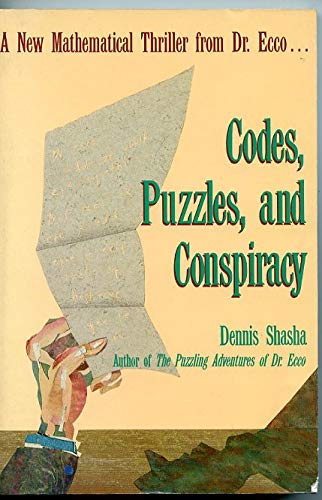 Codes, Puzzles and Conspiracy: Shasha, Dennis