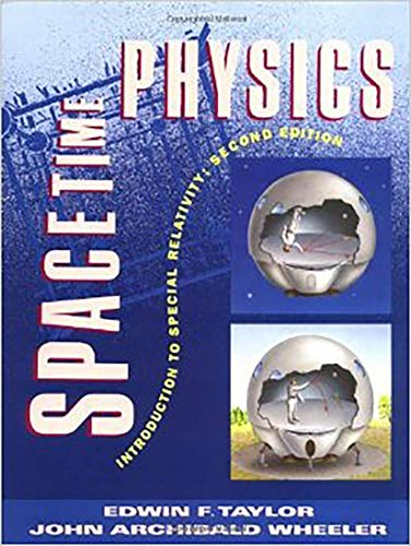 9780716723271: Spacetime Physics: Introduction to Special Relativity