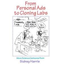 9780716723516: From Personal Ads to Cloning Labs: More Science Cartoons from Sidney Harris
