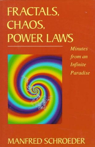 9780716723578: Fractals, Chaos, Power Laws: Minutes from an Infinite Paradise
