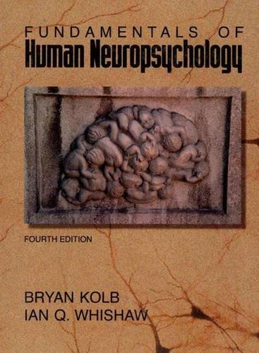 9780716723875: Fundamentals of Human Neuropsychology