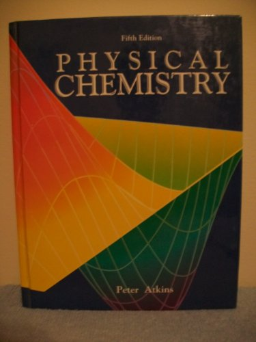 9780716724025: Physical Chemistry