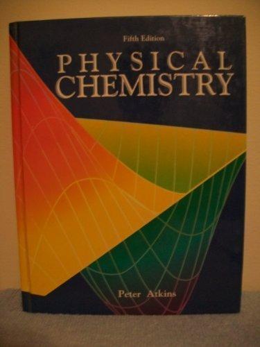 9780716724025: Physical Chemistry