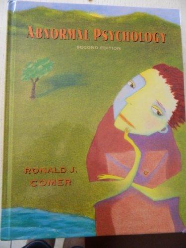 9780716724940: Abnormal Psychology