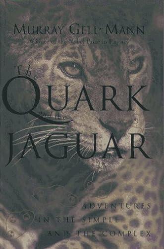 9780716725817: THE Quark and the Jaguar Gell-Mann