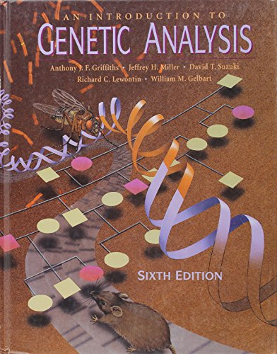 9780716726043: An Introduction to Genetic Analysis