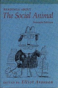 9780716726258: Readings About the Social Animal (A Series of Books in Psychology)