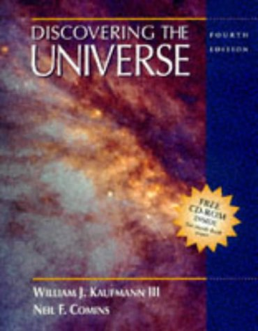Discovering the Universe: William J., Iii Kaufmann, Neil F. Comins