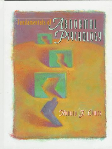 9780716727170: Fundamentals of Abnormal Psych: Human Endeavor 3/E & Work